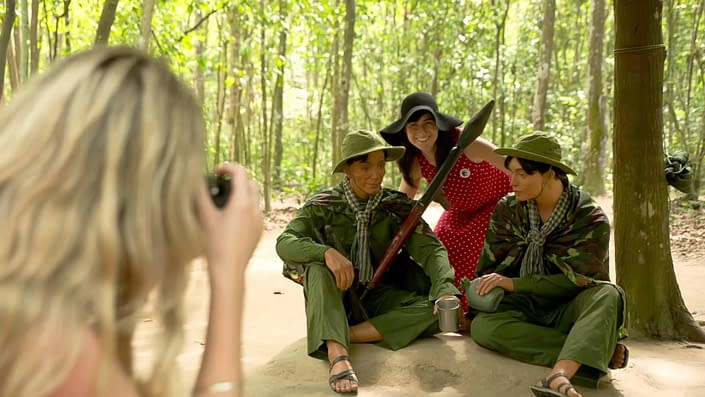 Cu Chi Tunnel Pictures