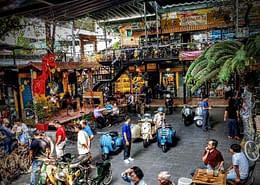 Cho Do Market saigon