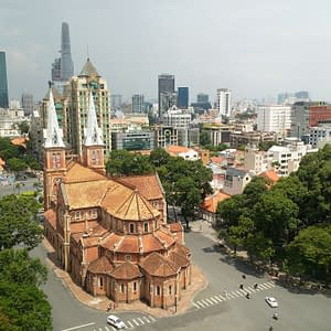 Kathedrale Saigon