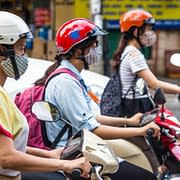 Saigon Scooter