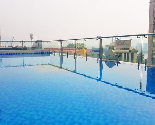 Huong San Annex Swimming Pool